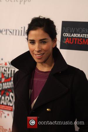 Sarah Silverman - A variety of stars were snapped as they arrived for Comedy Central's 'Night of Too Many Stars:...