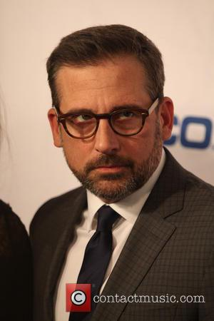 Steve Carrell - A variety of stars were snapped as they arrived for Comedy Central's 'Night of Too Many Stars:...