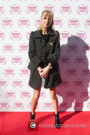 Sara Cox - The 10th anniversary year of the Tesco Mum of the Year Awards 2015 held at The Savoy - Arrivals....