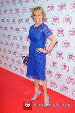 Esther Rantzen - Tesco Mum Of The Year Awards held at the Savoy Hotel - Arrivals - London, United Kingdom...