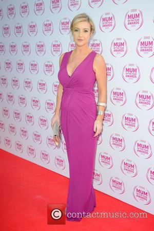 Helen Skelton - Tesco Mum Of The Year Awards held at the Savoy Hotel - Arrivals - London, United Kingdom...