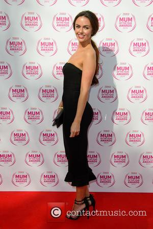 Jennifer Metcalfe - Tesco Mum Of The Year Awards held at the Savoy Hotel - Arrivals - London, United Kingdom...