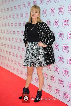 Sara Cox - Tesco Mum Of The Year Awards held at the Savoy Hotel - Arrivals - London, United Kingdom...