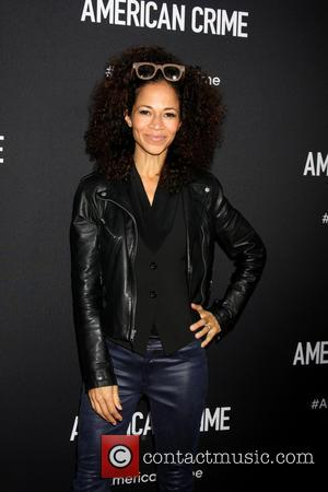 Sherri Saum - Shots of a number of stars as they attended the premiere screening of'American Crime' The screening was...
