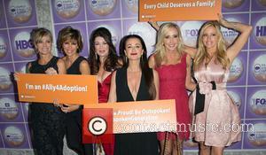 Eileen Davidson, Lisa Rinna, Lisa Vanderpump, Kyle Richards, Shannon Beador and Camille Grammer