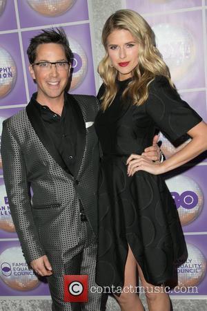Dan Bucatinsky and Sarah Wright