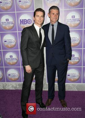 Matt Bomer and Simon Halls - A host of stars were photographed as they attended the Family Equality Council's Los...