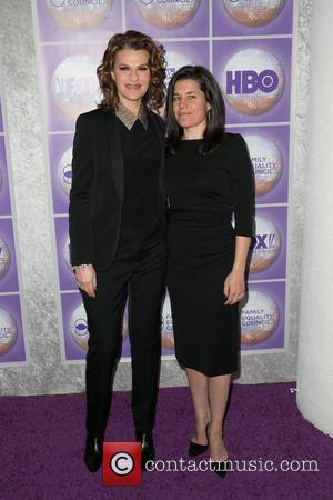 Sandra Bernhard and Sara Switzer - A host of stars were photographed as they attended the Family Equality Council's Los...