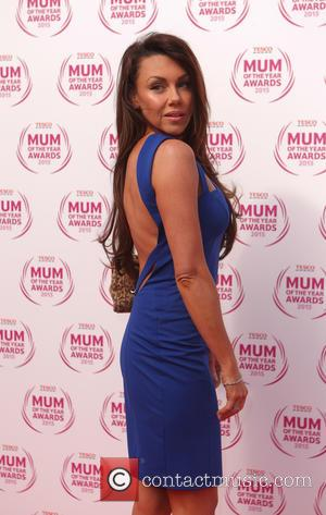 Michelle Heaton - Red Carpet arrivals for the Tesco Mum of the Year Awards at The Savoy at The Savoy...