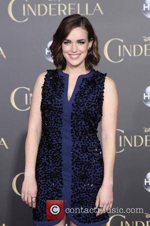 Elizabeth Henstridge - A host of stars were snapped as they attended the premiere of Disney's