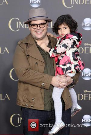 Josh Gad and Ava Gad - A host of stars were snapped as they attended the premiere of Disney's