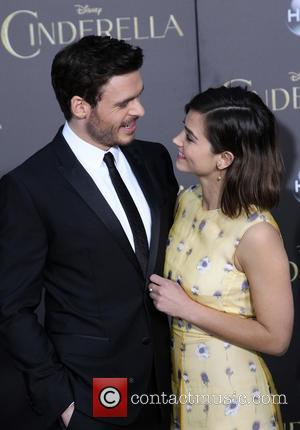 Richard Madden and Jenna Coleman