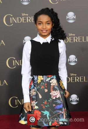 Yara Shahidi - A host of stars were snapped as they attended the premiere of Disney's