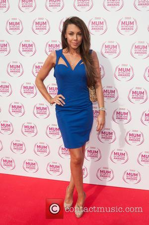 Michelle Heaton - The 10th anniversary year of the Tesco Mum of the Year Awards 2015 held at The Savoy - Arrivals....