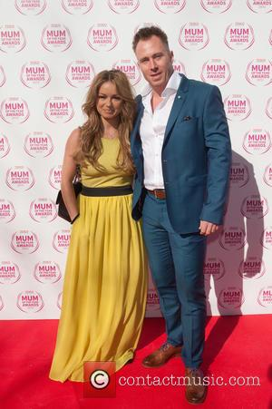 Ola Jordan and James Jordan - The 10th anniversary year of the Tesco Mum of the Year Awards 2015 held at The...