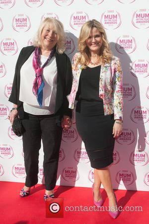 Jo Joyner and Guest - The10th anniversary year of theTesco Mum of the Year Awards 2015 held at The Savoy...
