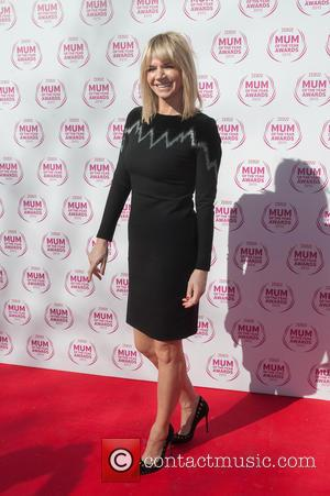 Zoe Ball - The 10th anniversary year of the Tesco Mum of the Year Awards 2015 held at The Savoy - Arrivals....