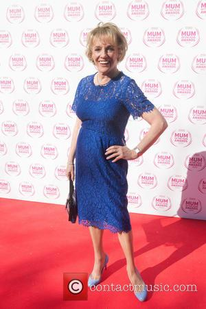 Esther Rantzen - The 10th anniversary year of the Tesco Mum of the Year Awards 2015 held at The Savoy - Arrivals....