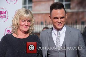 Gareth Gates and Guest - The10th anniversary year of theTesco Mum of the Year Awards 2015 held at The Savoy...
