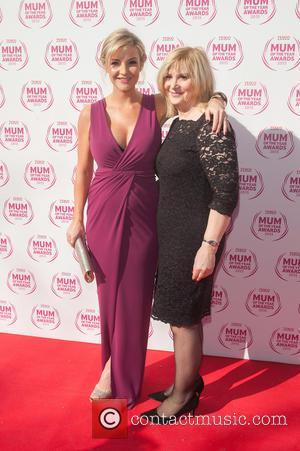 Helen Skelton and Guest - The10th anniversary year of theTesco Mum of the Year Awards 2015 held at The Savoy...