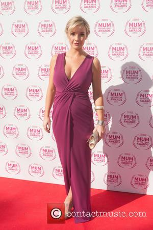 Helen Skelton - The10th anniversary year of theTesco Mum of the Year Awards 2015 held at The Savoy - Arrivals....