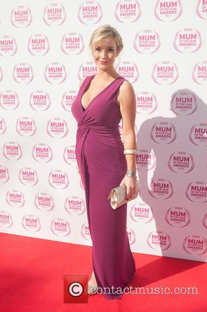 Helen Skelton - The 10th anniversary year of the Tesco Mum of the Year Awards 2015 held at The Savoy - Arrivals....