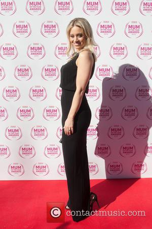 Kimberly Wyatt - The 10th anniversary year of the Tesco Mum of the Year Awards 2015 held at The Savoy - Arrivals....