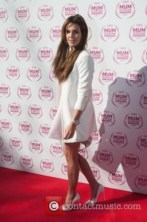 Danielle Lloyd - The10th anniversary year of theTesco Mum of the Year Awards 2015 held at The Savoy - Arrivals....