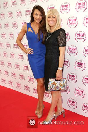 Michelle Heaton - Tesco Mum of the Year Awards 2015 held at the Savoy - Arrivals - London, United Kingdom...