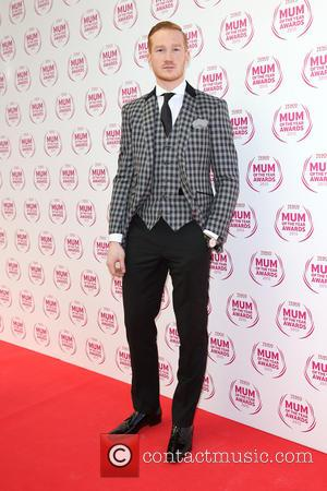 Greg Rutherford - Tesco Mum of the Year Awards 2015 held at the Savoy - Arrivals - London, United Kingdom...