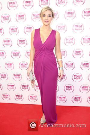 Helen Skelton - Tesco Mum of the Year Awards 2015 held at the Savoy - Arrivals - London, United Kingdom...