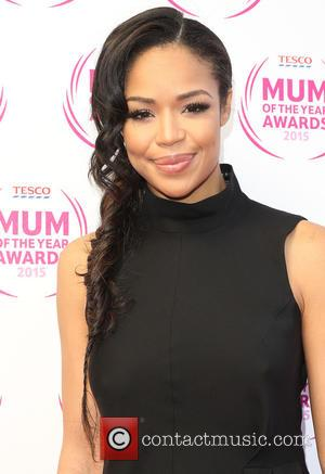 Sarah-Jane Crawford - Tesco Mum of the Year Awards 2015 held at the Savoy - Arrivals - London, United Kingdom...