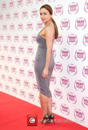 Gemma Merna - Tesco Mum of the Year Awards 2015 held at the Savoy - Arrivals - London, United Kingdom...