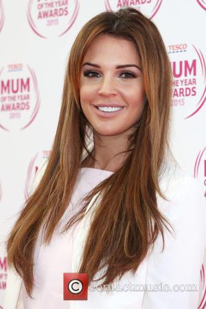 Danielle Lloyd - Tesco Mum of the Year Awards 2015 held at the Savoy - Arrivals - London, United Kingdom...