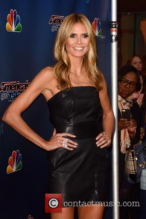 Heidi Klum - 'America's Got Talent' Season Ten  - Arrivals - Manhattan, New York, United States - Monday 2nd...