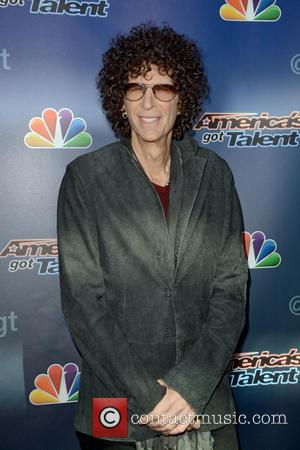 Howard Stern - 'America's Got Talent' - Arrivals - Newark, New York, United States - Monday 2nd March 2015