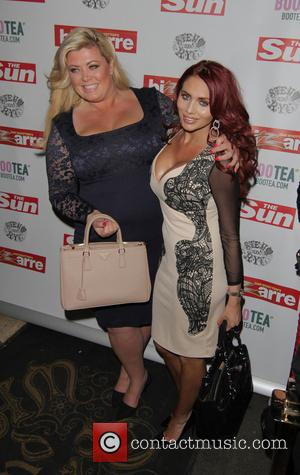 Amy Childs - Dan Wootton's Bizarre Annual 2015 - Arrivals at Sream & Rye - London, United Kingdom - Monday...