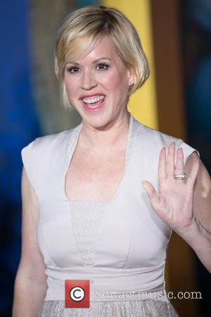 Molly Ringwald - A host of stars were snapped as they attended the premiere of Disney's