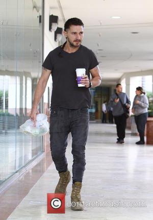 American actor Shia LaBeouf was spotted out getting some coffee and a salad. He appeared to be sporting a new...