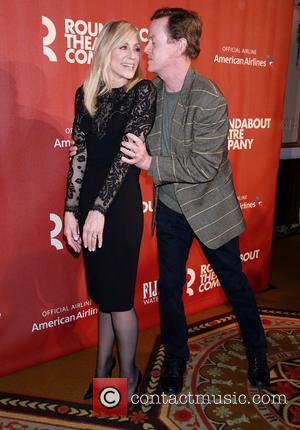 Judith Light and Dylan Baker