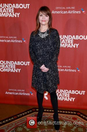Kathryn Erbe - A variety of stars were photographed as they arrived at the 2015 Roundabout Theatre Company Spring Gala...