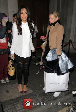 Sarah Jane Crawford - Dan Wootton's Bizarre Annual 2015 - Arrivals at Sream & Rye - London, United Kingdom -...