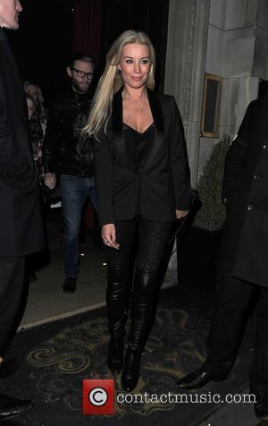 Denise van Outen - Celebrities attend Dan Wootton's Bizarre Annual 2015 at Steam & Rye - London, United Kingdom -...