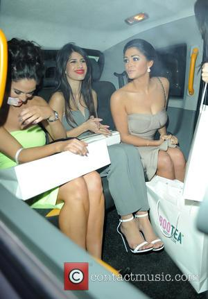 Jasmin Walia and Casey Batchelor
