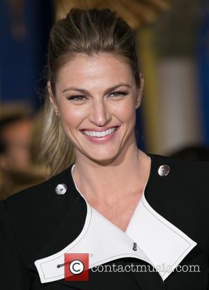 Erin Andrews - A host of stars were snapped as they attended the premiere of Disney's