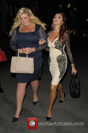 Amy Childs and Gemma Collins