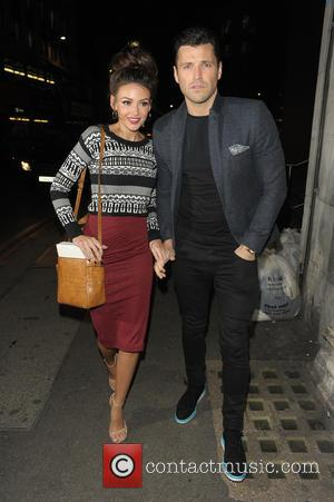 Mark Wright and Michelle Keegan - The Sun Bizarre party held at Steam & Rye - London, United Kingdom -...