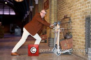 Mark Williams - The launch of the new expansions at Warner Bros. Studio Tour - The Making of Harry Potter,...