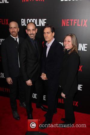 (L-R) Todd A. Kessler, Glenn Kessler, Daniel Zelman and Cindy Holland