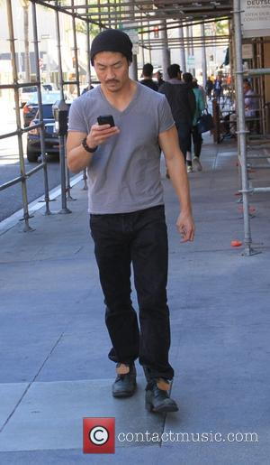 Brian Tee - Fast and the Furious star Brian Tee goes shopping at The Grove in Hollywood - Los Angeles,...